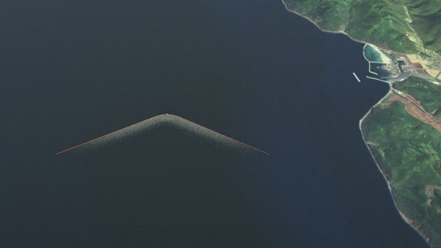 Image via The Ocean Cleanup. Image 2.