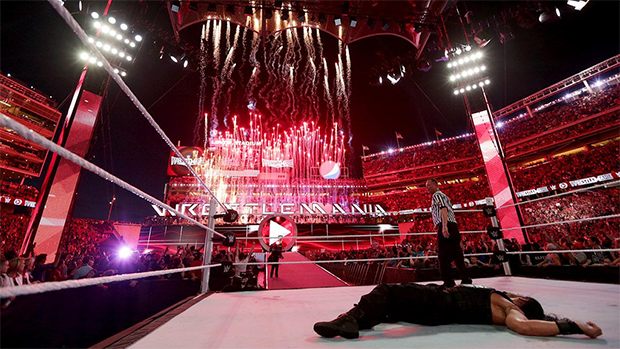 WrestleMania, social media and the dramatic evolution of a franchise. Image 1.
