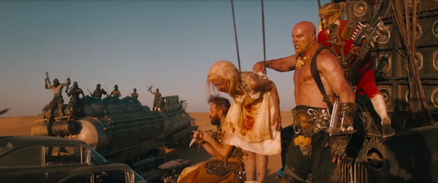 Watch the deleted scenes from 'Mad Max: Fury Road'. Image 2.