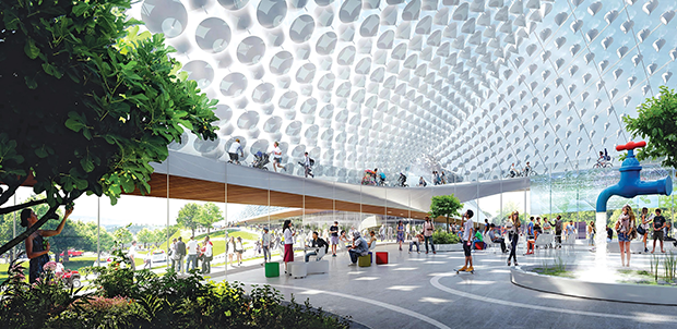 Courtesy: BIG/Heatherwick Studio. Image 2.