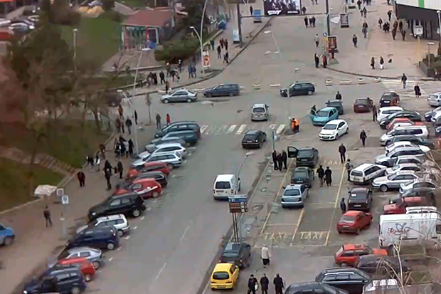 City patterns: CCTV. Image 26.