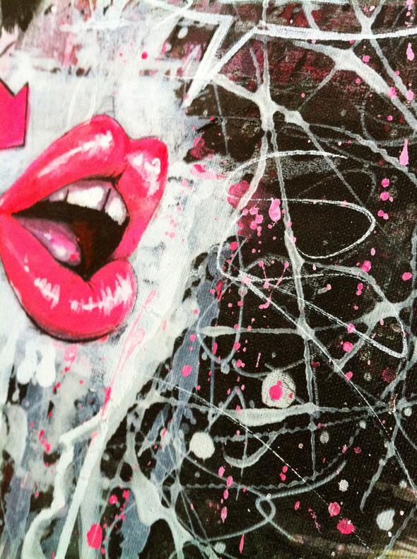 Grunge art by Lora Zombie. Изображение №2.