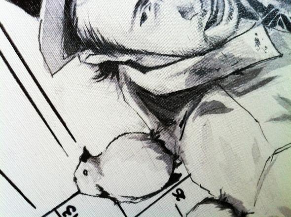 Grunge art by Lora Zombie. Изображение №3.