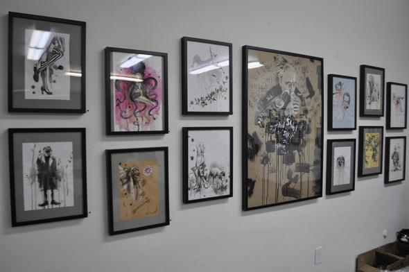 Grunge art by Lora Zombie. Изображение №11.