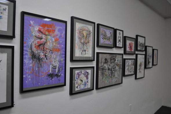 Grunge art by Lora Zombie. Изображение №10.