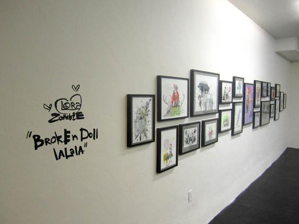 Grunge art by Lora Zombie. Изображение №12.