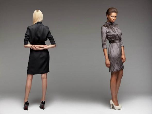 FASHIONET.RU: STUDIO SEVEN–одежда с космополитичным подход к дизайну! — Мода на Look At Me