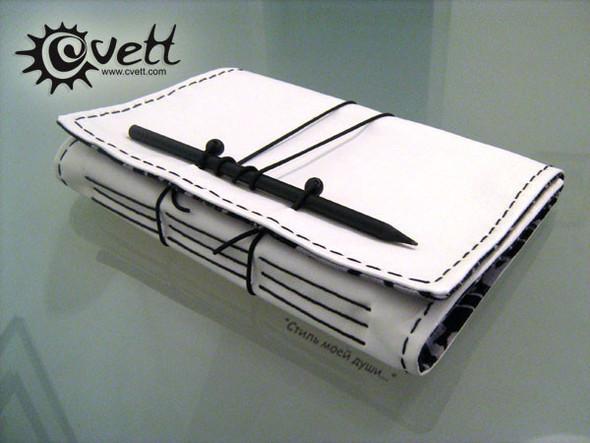 Книги ручной работы от дизайнера CVETT