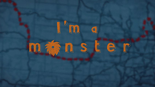 Я — чудовище — Анимация на Look At Me