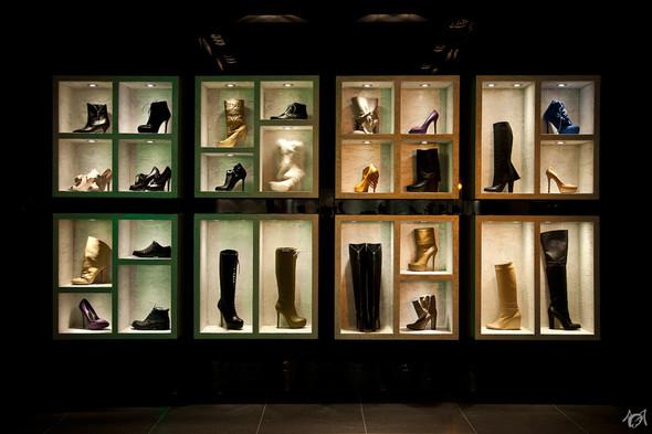 В Латвийской столице открылся бутик-ателье итальянской марки Del Gardi