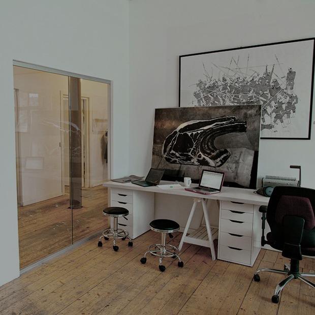 Как устроен офис архитектурного бюро Wowhaus — Репортаж на Look At Me