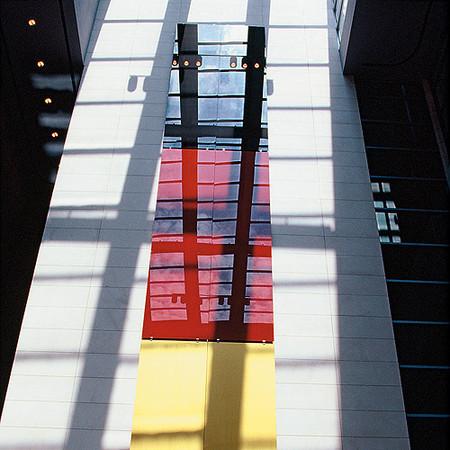 Современное искусство в Рейхстаге — Интерьеры на Look At Me