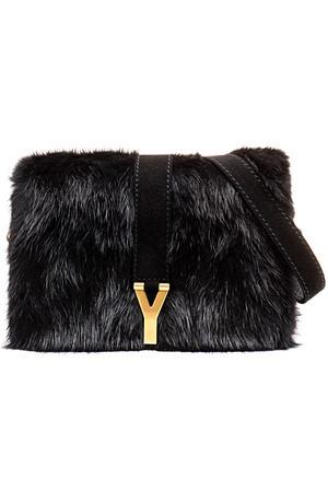 Тренд: меховая сумка — Мода на Look At Me