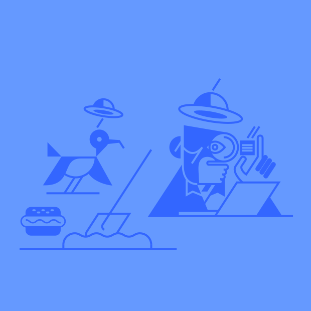 Как «гамбургер» стал самой популярной иконкой меню