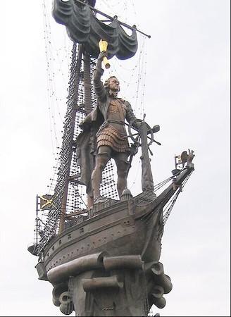 Памятник Петру I – памятник отношениям между властью и народом