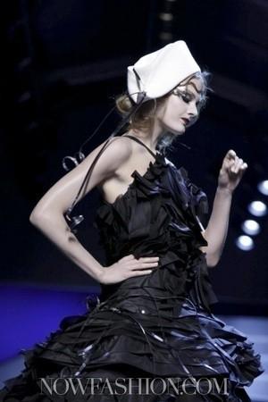 Показ коллекции Сhristian Dior Haute Couture FW 2011 — Мода на Look At Me