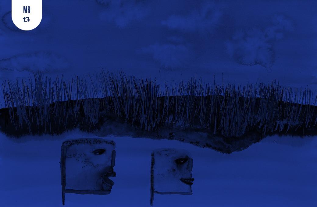 Джон Лури, художник и рыбак — Максимальный ретвит на Look At Me