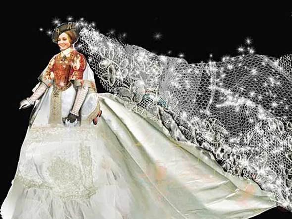 Свадебное платье Kate Middleton — Мода на Look At Me