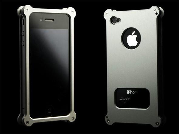 Бронежилет для iPhone 4 — Гаджеты на Look At Me