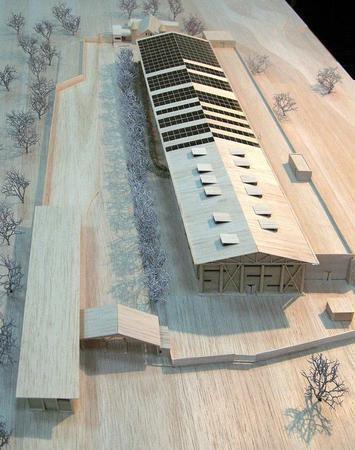 Проект конноспортивного комплекса для курорта «Пирогово» получил премию «Архновация» — Наука и Технологии на Look At Me