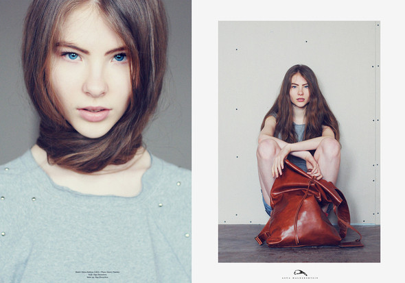 Летняя коллекция рюкзаков от Asya Malbershein
