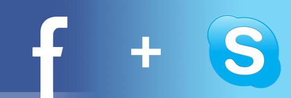 Skype и Facebook объединяются