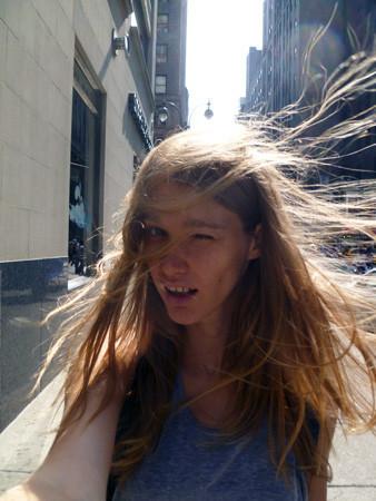 Дневник модели: Marc Jacobs, Calvin Klein и другие кастинги — Интервью на Look At Me