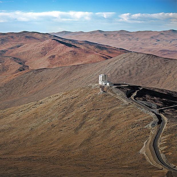 Фотографии лучших обсерваторий мира  — Репортаж на Look At Me