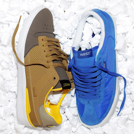 WeSC - Дебютная обувная коллекция