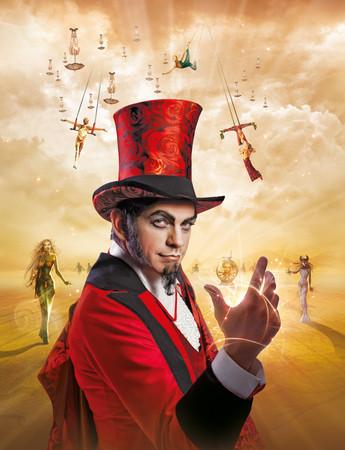 Cirque du Soleil запустил онлайн-игру Zark Quest — Игры на Look At Me