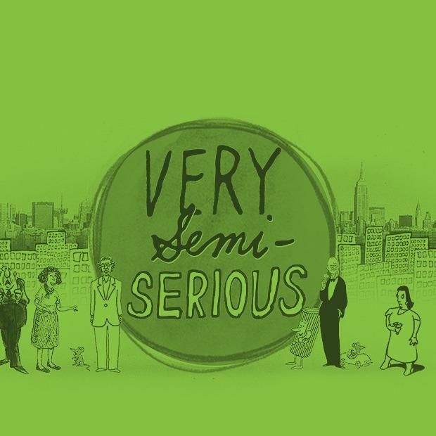 Краудфандинговый проект недели: документальный фильм Very Semi-Serious
