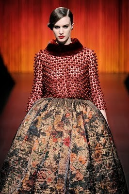 Georges Hobeika fall-winter 2010/2011 — Мода на Look At Me