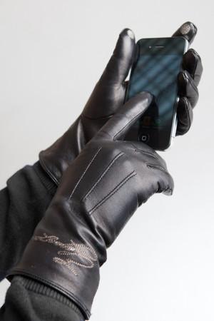 Перчатки TOUCH-In от ELEGANZZA: совмещая не совместимое — Мода на Look At Me
