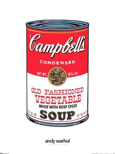 Что изобрел Andy Warhol? — The Locals на Look At Me