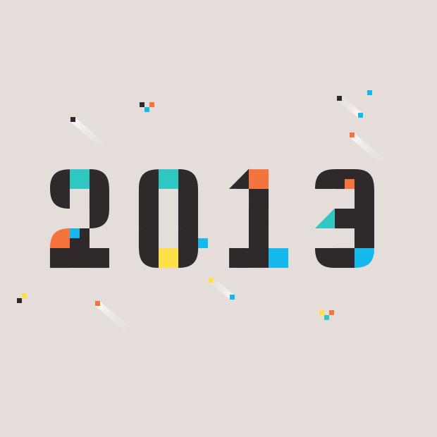 Итоги 2013 года — Январь 2014 на Look At Me