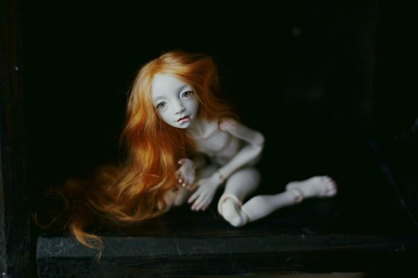 Фарфоровые куклы Лидии Снуль — Игры на Look At Me