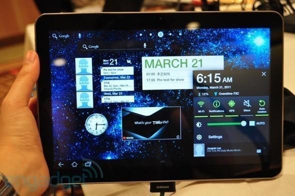 Планшет Galaxy TAB будет стоить от 499 долларов — Гаджеты на Look At Me
