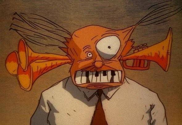 Билл Плимптон — Искусство на Look At Me