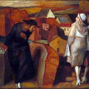 Борис Хаймович о еврейском искусстве — Искусство на Look At Me