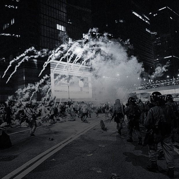 Гонконг протестует: 15 инстаграмов, которые напугали власти Китая — Списки на Look At Me