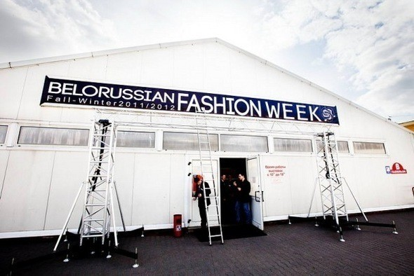 Belorussian Fashion Week — Мода на Look At Me