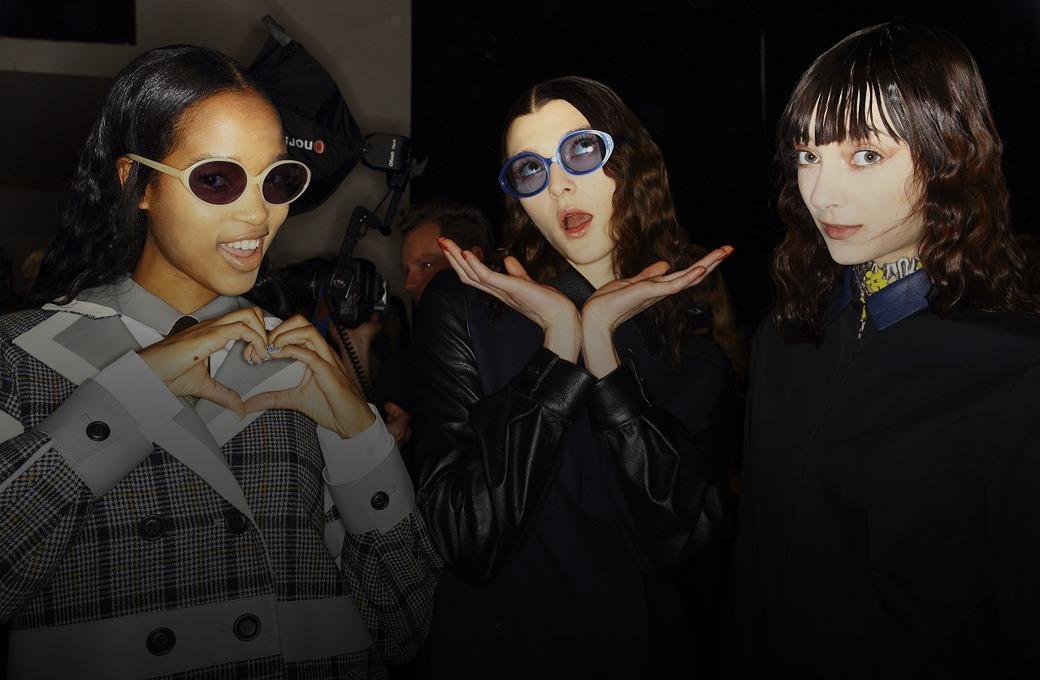 Неделя моды в Нью-Йорке: Первые показы — Недели моды на Look At Me