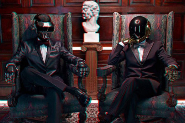 Dazed & Confused: Daft Punk — Фотография на Look At Me