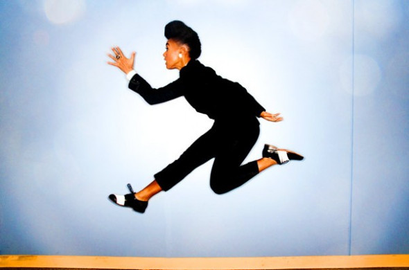 Жанель Моне записала новый кавер — Музыка на Look At Me