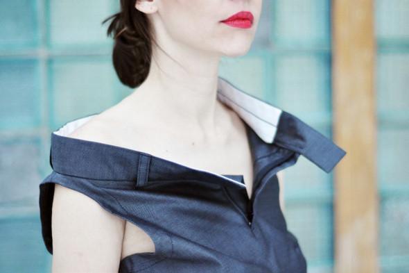 Платье-брюки — Мода на Look At Me