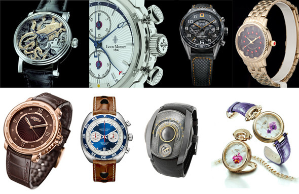 Фото часов для Baselworld 2011 — Мода на Look At Me