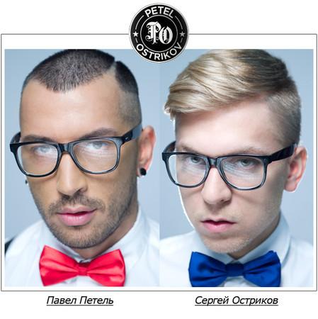 PETEL & OSTRIKOV — Дизайн на Look At Me