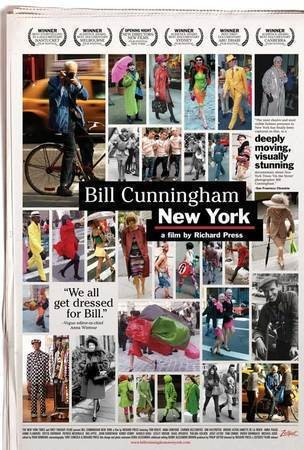 Bill Cunningham New York — Мода на Look At Me