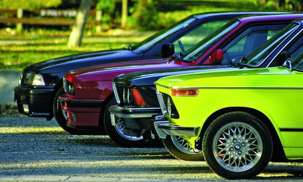 BMW-музейный экспонат? — Наука и Технологии на Look At Me