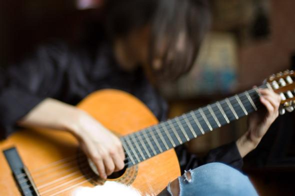 Хрестоматия начинающего гитариста. Ч.1 — Музыка на Look At Me